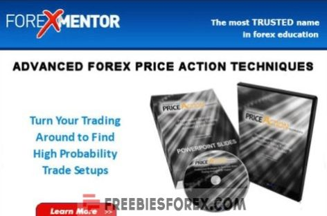 Advanced Forex Price Action Video Course by Forexmentor